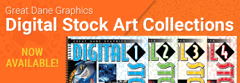 Digital Stock Art Collections
