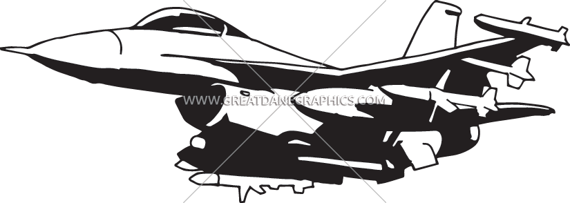 Twin F-16 | Production Ready Artwork for T-Shirt Printing