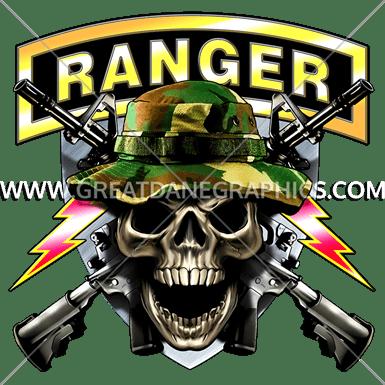Army Ranger Tattoo Designs