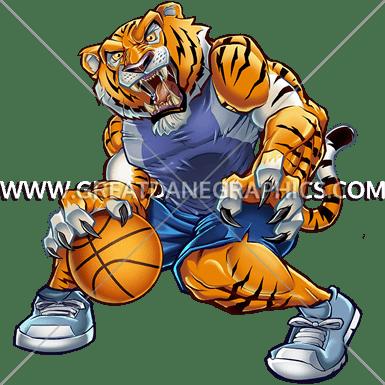 Raster Tiger T Shirt Designs
