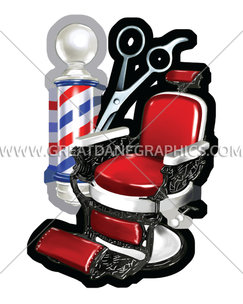 Barber chair png - Barber Chair Png