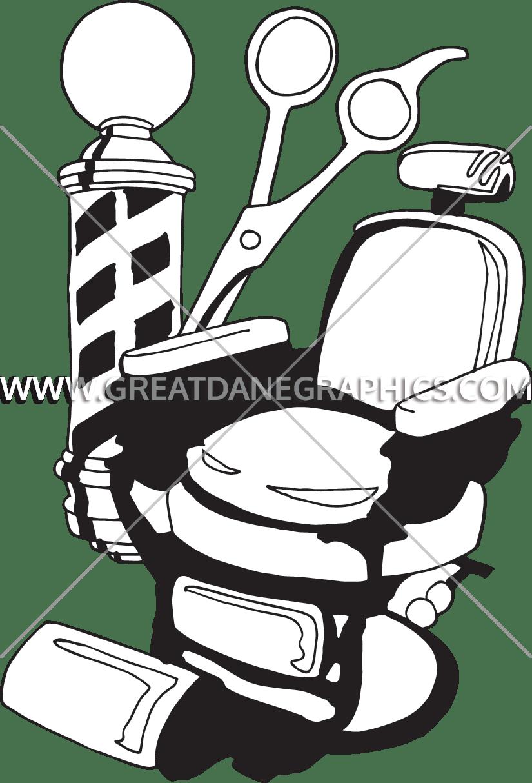 barber chair clip art - photo #20