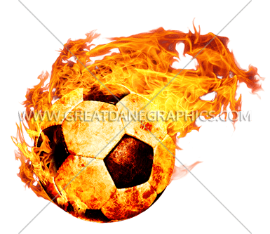 Fireball Basketball Production Ready Artwork For T Shirt