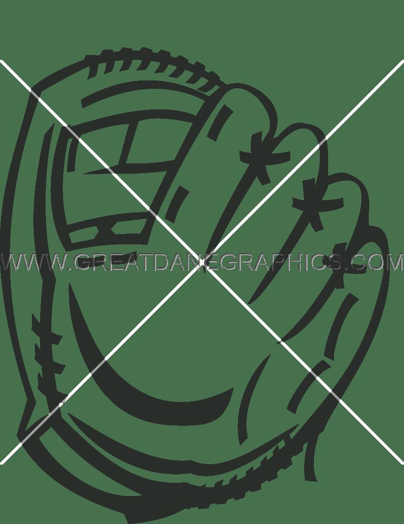 baseball glove production ready artwork for t shirt printing rh greatdanegraphics com baseball glove free clip art baseball glove clip art free