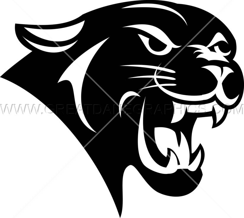 panther head production ready artwork for t shirt printing Free Clip Art free clip art downloads for microsoft