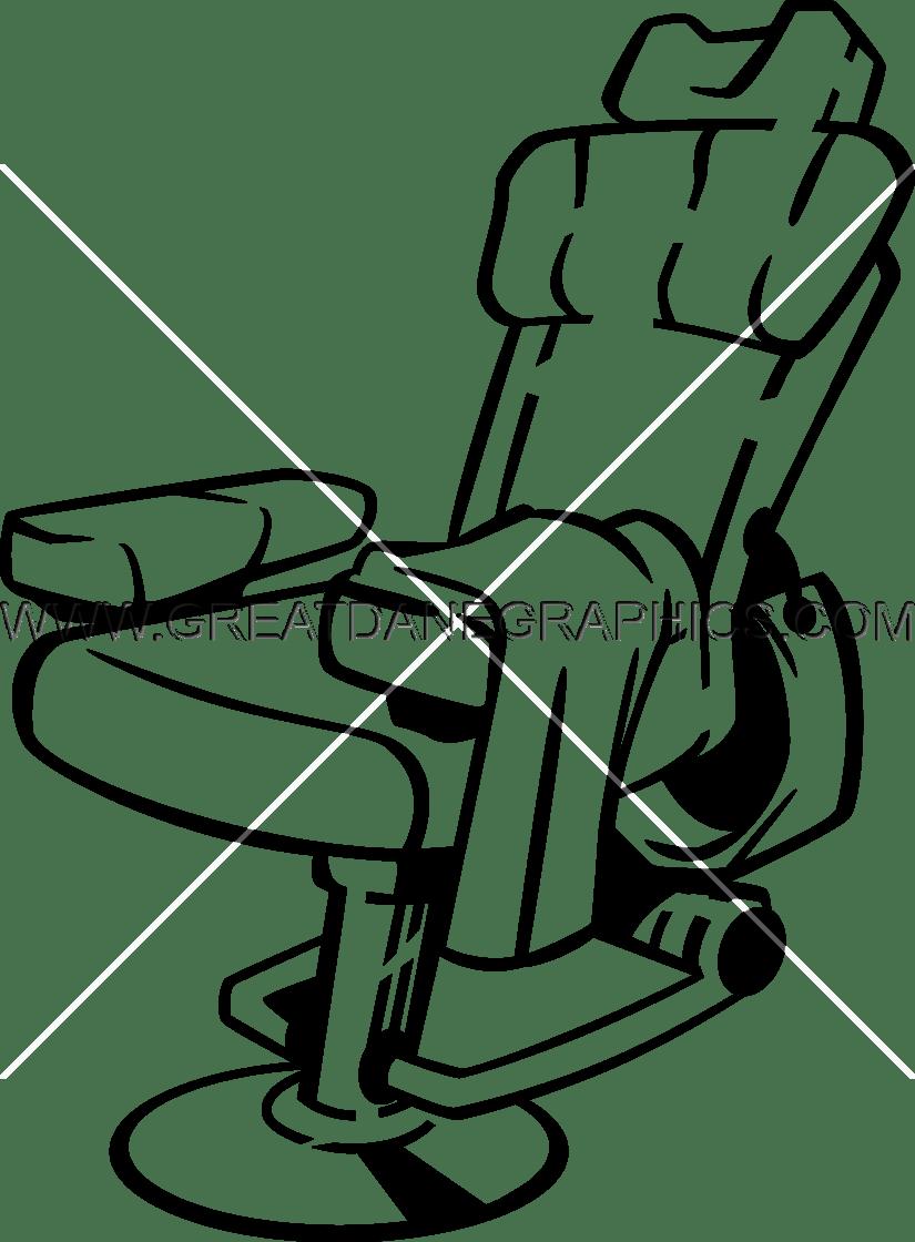 barber chair clip art - photo #7