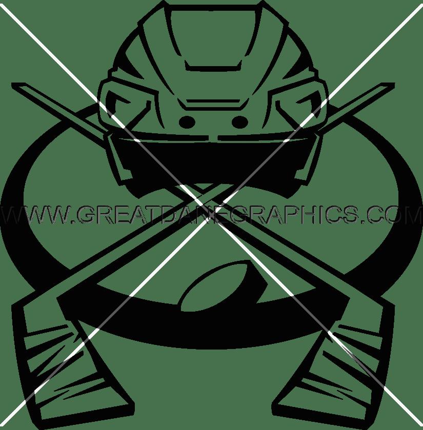 Hockey helmet png