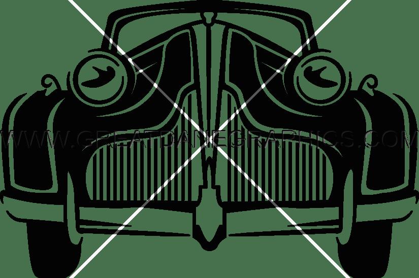 Classic Car T Shirt Transfers