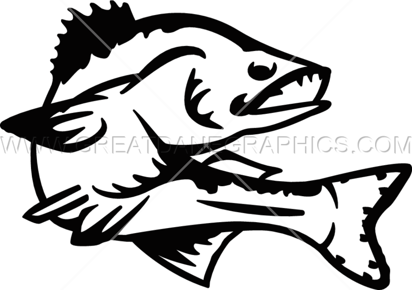 walleye production ready artwork for t shirt printing rh greatdanegraphics com Drawings of Walleye Fish Walleye Silhouette