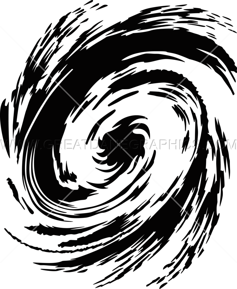 Swirl Dots Template Production Ready Artwork For T Shirt