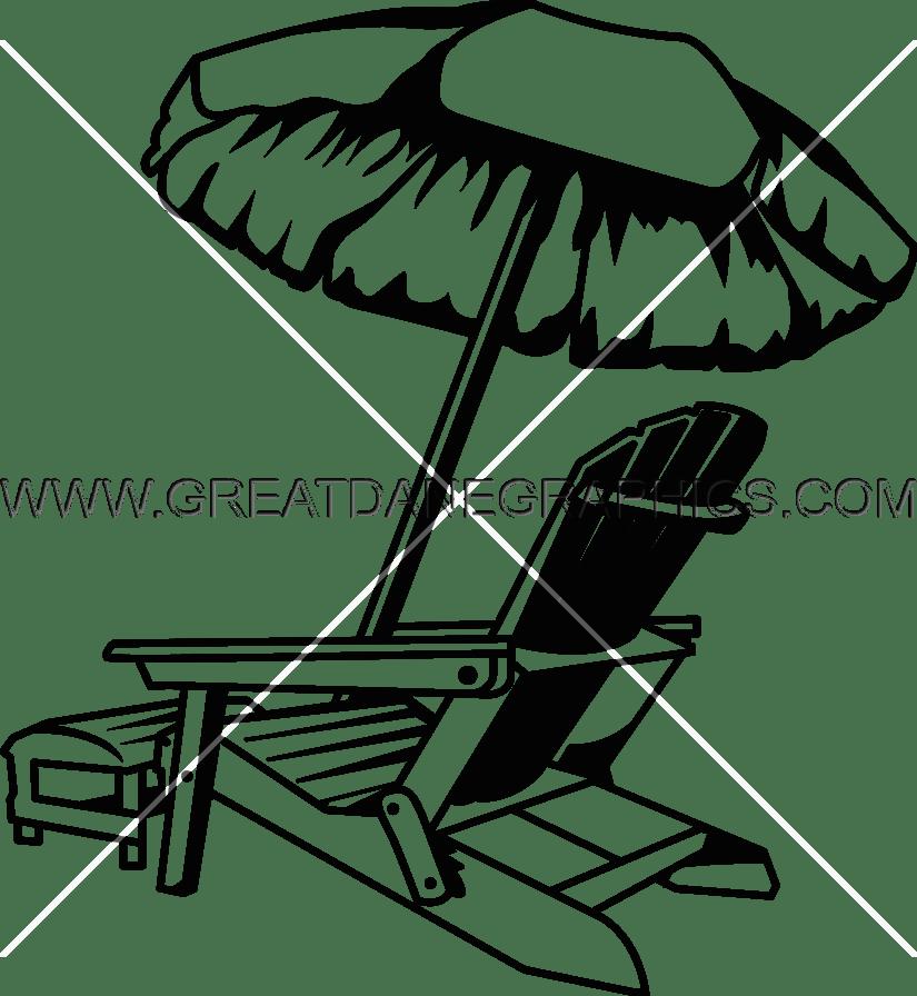 Beach Chair Vacation