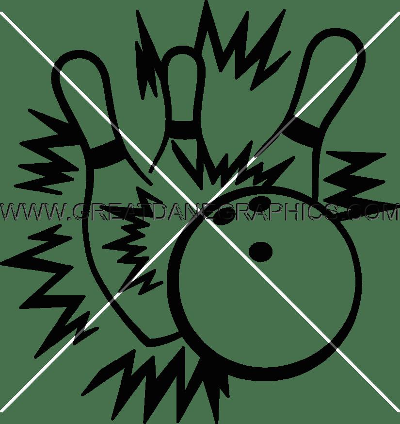 Bowling Ball Bowling Pin Strike Clip Art Vector Bowling ...  |Bowling Pin Strike Clipart
