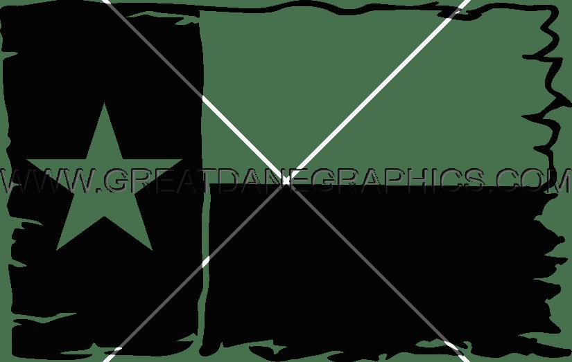 burlap texas flag production ready artwork for t shirt printing rh greatdanegraphics com