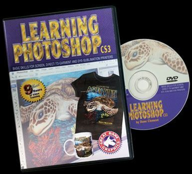 Learning Photoshop® CS3 DVD