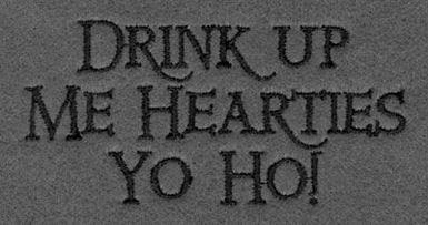 Drink Up Me Hearties Yo Ho Lyrics by Hans Zimmer