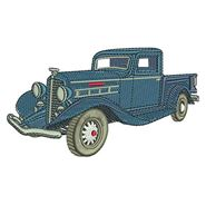 REO Speedwagon Truck for embroidery
