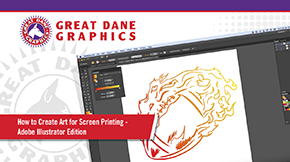 watch art for screen printing video