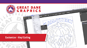 watch customizing art for vinyl cutting video