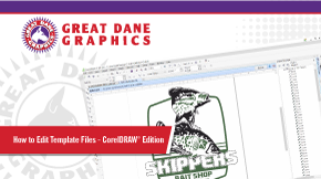 how to edit template files coreldraw edition