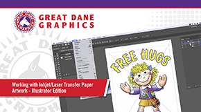 Working With Inkjet/Laser Files Illustrator Video