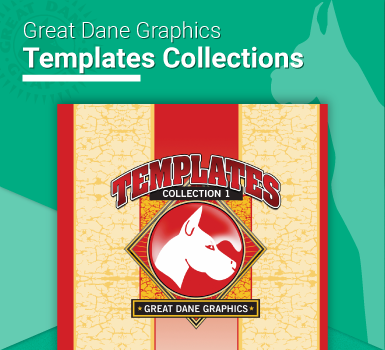 Great Dane Graphics Templates Collection